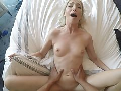 Great fuck with a fresh ash-blonde