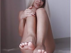 Foot Job German Escort Teen