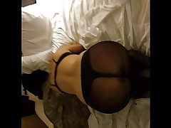 Hotwife Girlfriend Motel Fellatio