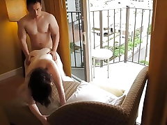 amateur recording, hookup covert in the motel