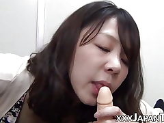 Kinky Chinese pussy toyed with in homemade POV