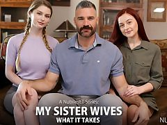 My Sis Wives What It Takes - S1:E10