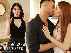 Mates With Benefits The One With Monica And Rachel - S4:E1